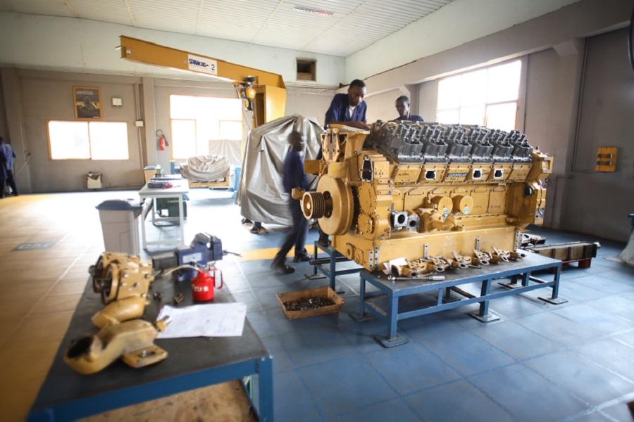Bureau d'études mécaniques en Afrique