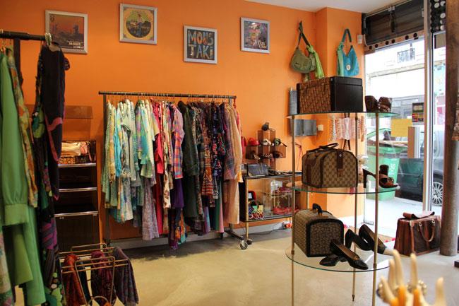 Dépôt-Vente de vêtements en Afrique