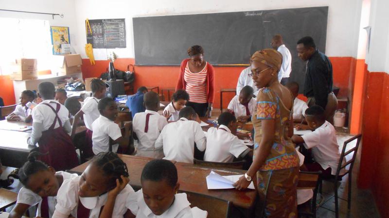 Maison d'accueil et réinsertion pour jeunes en Afrique