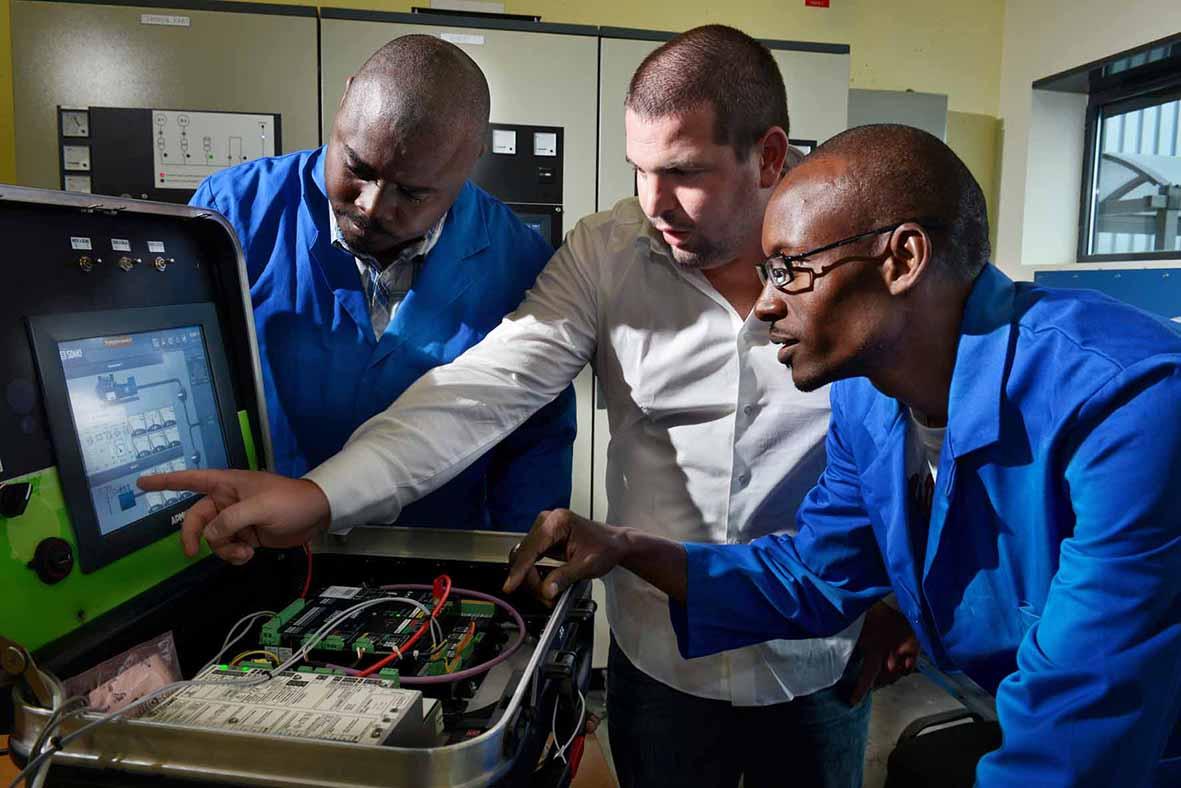 Formateur en prévention des risques professionnels en Afrique