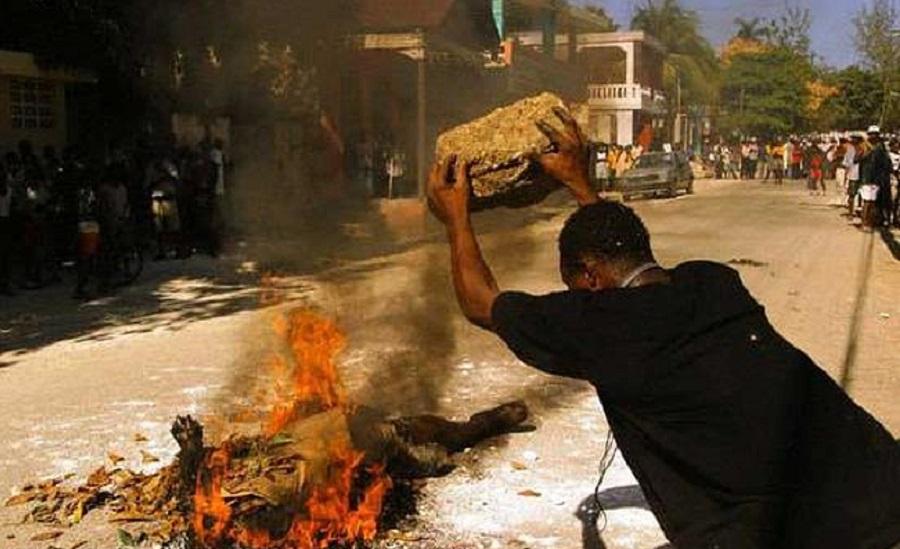 La mentalité primitive des croyances africaines