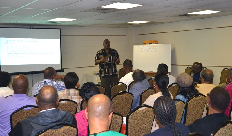 Workshop African Plan : Les facteurs clefs de réussite de la création d'entreprise en Afrique