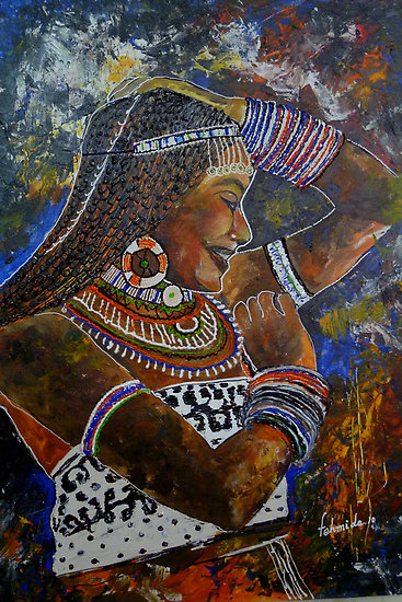 De l'Art et de l'Artisanat d'Afrique