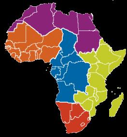 Afrique complète Annuaire de Commerce