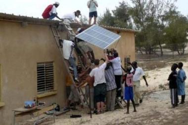 Vente et installation de panneaux solaires en Afrique