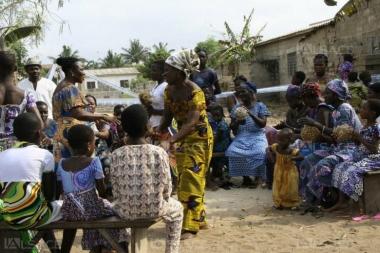 Commerce équitable d'objets d'art africain en ligne