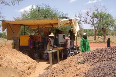 Cabinet d'architectes en Afrique