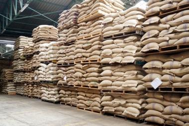 Stockage et reconditionnement de marchandises en Afrique